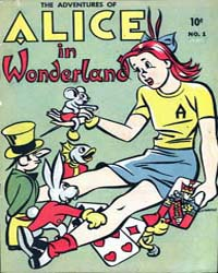 The Adventures of Alice: Issue 1 by The Adventures of Alice