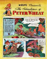Adventures of Peter Wheat : Issue 1 Volume Issue 1 by Small Publishers
