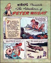 Adventures of Peter Wheat : Issue 10 Volume Issue 10 by Small Publishers
