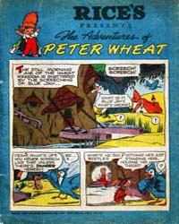 Adventures of Peter Wheat : Issue 57 Volume Issue 57 by Small Publishers