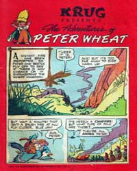 Adventures of Peter Wheat : Issue 44 Volume Issue 44 by Small Publishers
