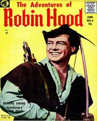 Robin Hood: Issue 6 Volume Issue 6 by Magazine Enterprises