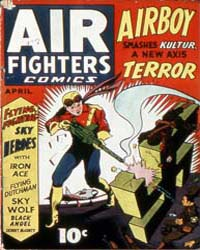 Air Fighters Comics : Vol. 1, Issue 7 Volume Vol. 1, Issue 7 by Hillman Periodicals