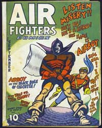 Air Fighters Comics : Vol. 1, Issue 12 Volume Vol. 1, Issue 12 by Hillman Periodicals