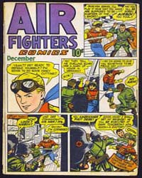 Air Fighters Comics : Vol. 2, Issue 3 Volume Vol. 2, Issue 3 by Hillman Periodicals