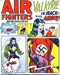 Air Fighters Comics : Vol. 2, Issue 7 Volume Vol. 2, Issue 7 by Hillman Periodicals