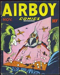 Airboy Comics : Vol. 3, Issue 10 Volume Vol. 3, Issue 10 by Biro, Charles