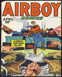 Airboy Comics : Vol. 4, Issue 3 Volume Vol. 4, Issue 3 by Biro, Charles