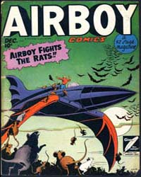 Airboy Comics : Vol. 5, Issue 11 Volume Vol. 5, Issue 11 by Biro, Charles