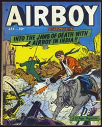 Airboy Comics : Vol. 7, Issue 12 Volume Vol. 7, Issue 12 by Biro, Charles