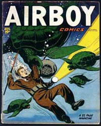 Airboy Comics : Vol. 8, Issue 7 Volume Vol. 8, Issue 7 by Biro, Charles