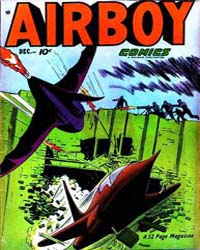 Airboy Comics : Vol. 8, Issue 9 Volume Vol. 8, Issue 9 by Biro, Charles