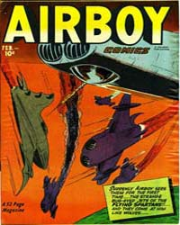 Airboy Comics : Vol. 9, Issue 1 Volume Vol. 9, Issue 1 by Biro, Charles