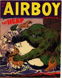 Airboy Comics : Vol. 9, Issue 12 Volume Vol. 9, Issue 12 by Biro, Charles