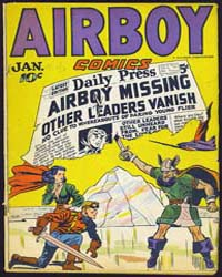 Airboy Comics : Vol. 3, Issue 12 Volume Vol. 3, Issue 12 by Biro, Charles