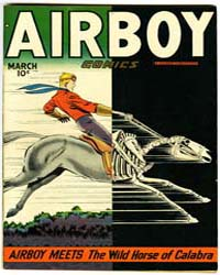 Airboy Comics : Vol. 5, Issue 2 Volume Vol. 5, Issue 2 by Biro, Charles