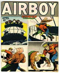 Airboy Comics : Vol. 5, Issue 3 Volume Vol. 5, Issue 3 by Biro, Charles
