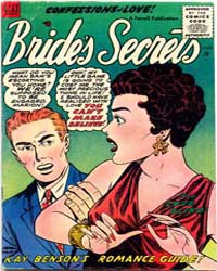 Bride's Secrets : Issue 9 Volume Issue 9 by Ajax-Farrel Publications