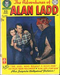 The Adventures of Alan Ladd No. 3: Issue... Volume Issue 3 by Dc Comics
