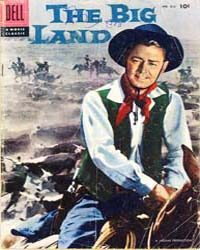 Alan Ladd in Santiago : Dell Four Colour... Volume Issue 723 by Dell Comics