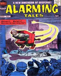 Alarming Tales : Issue 1 Volume Issue 1 by Harvey Comics