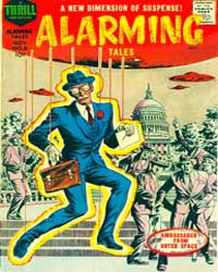 Alarming Tales : Issue 6 Volume Issue 6 by Harvey Comics