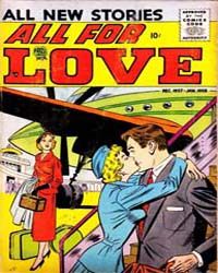 All for Love : Vol. 1, Issue 5 Volume Vol. 1, Issue 5 by Prize Comics Group