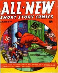 All-New Comics : Issue 2 Volume Issue 2 by Harvey Comics