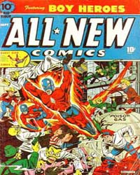 All-New Comics : Issue 10 Volume Issue 10 by Harvey Comics