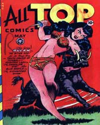 All Top Comics : Issue 11 Volume Issue 11 by Fox Feature Syndicate