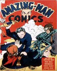 Amazing Man Comics : Issue 7 Volume Issue 7 by Centaur Publishing