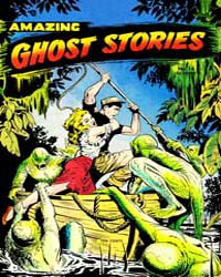 Amazing Ghost Stories : Issue 14 Volume Issue 14 by St. John Publications
