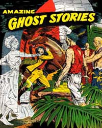 Amazing Ghost Stories : Issue 15 Volume Issue 15 by St. John Publications