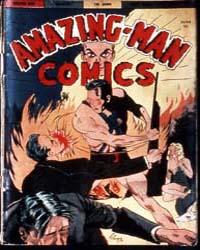 Amazing Man Comics : Issue 13 Volume Issue 13 by Centaur Publishing