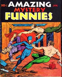 Amazing Mystery Funnies : Vol. 3, Issue ... Volume Vol. 3, Issue 1 by Centaur Publishing