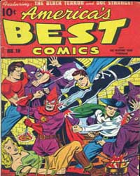 America's Best Comics : Issue 18 Volume Issue 18 by Better/Nedor/Standard/Pines Publications
