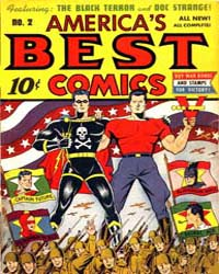 America's Best Comics : Issue 2 Volume Issue 2 by Better/Nedor/Standard/Pines Publications