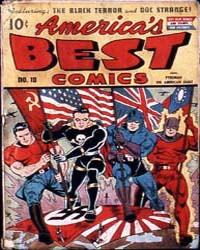 America's Best Comics : Issue 10 Volume Issue 10 by Better/Nedor/Standard/Pines Publications