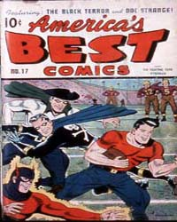 America's Best Comics : Issue 17 Volume Issue 17 by Better/Nedor/Standard/Pines Publications