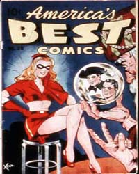America's Best Comics : Issue 25 Volume Issue 25 by Better/Nedor/Standard/Pines Publications