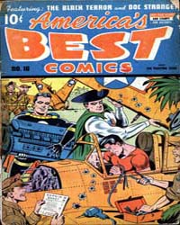 America's Best Comics : Issue 16 Volume Issue 16 by Better/Nedor/Standard/Pines Publications