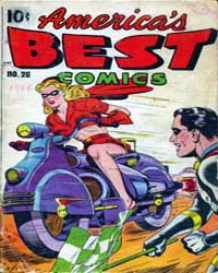 America's Best Comics : Issue 26 Volume Issue 26 by Better/Nedor/Standard/Pines Publications