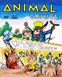 Animal Comics : Issue 4 Volume Issue 4 by Kelly, Walt