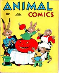 Animal Comics : Issue 5 Volume Issue 5 by Kelly, Walt