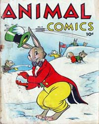 Animal Comics : Issue 6 Volume Issue 6 by Kelly, Walt