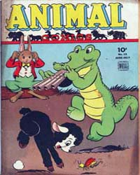 Animal Comics : Issue 15 Volume Issue 15 by Kelly, Walt