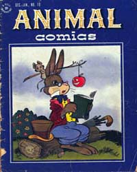 Animal Comics : Issue 18 Volume Issue 18 by Kelly, Walt