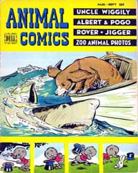 Animal Comics : Issue 28 Volume Issue 28 by Kelly, Walt