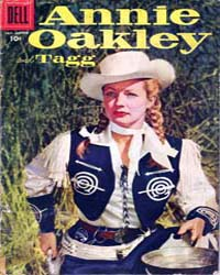 Annie Oakley : Issue 10 Volume Issue 10 by Dell Comics