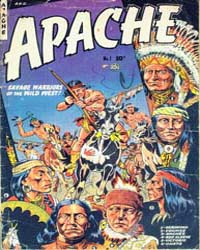 Apache : Issue 1 Volume Issue 1 by Fiction House